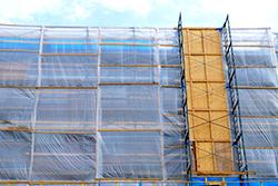 マンションやビルの屋上部分の工法~ウレタン防水~