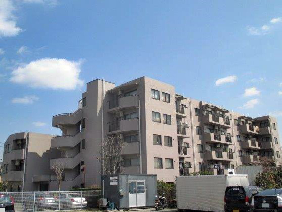 ファミール聖蹟桜ヶ丘 大規模修繕工事