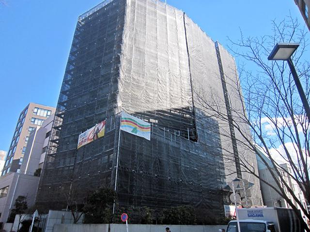 Brillia六義園 大規模修繕工事