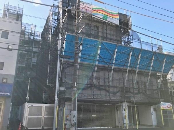 グランエルズ洋光台セレヴィア 大規模修繕工事