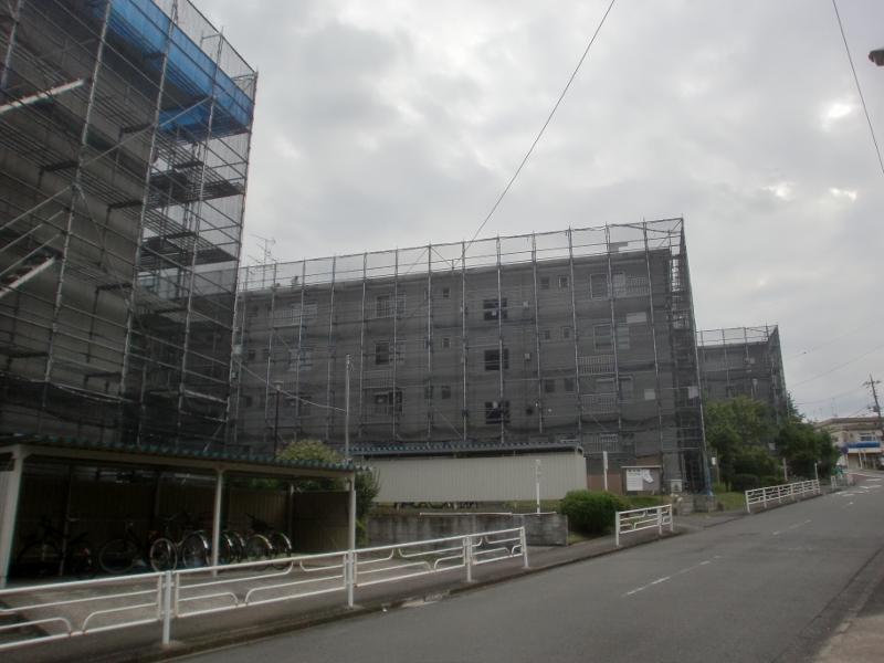 竹山13住宅管理組合 大規模修繕工事