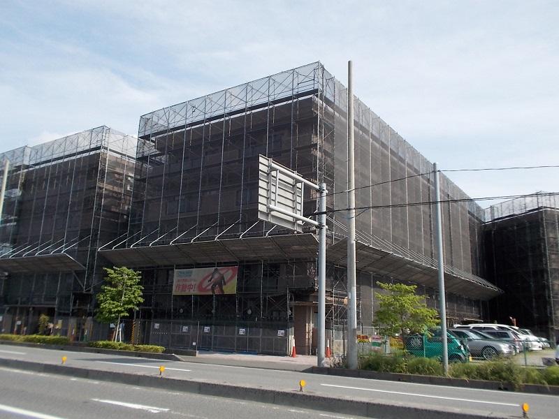 レクセルマンション谷塚第2 大規模修繕工事