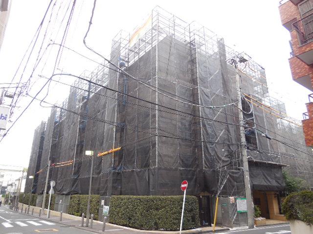 グランシティ横浜西口 大規模修繕工事