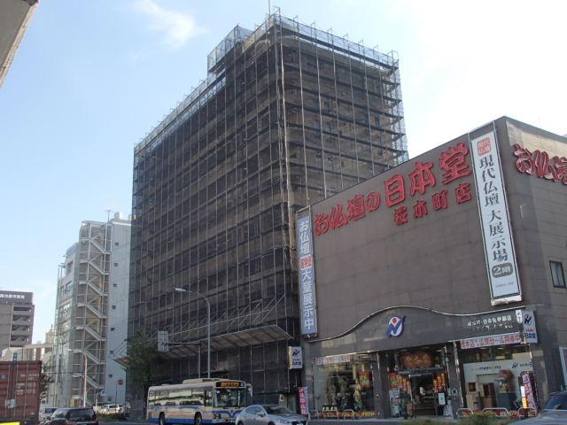 グランシティ桜木町Ⅱ 大規模修繕工事