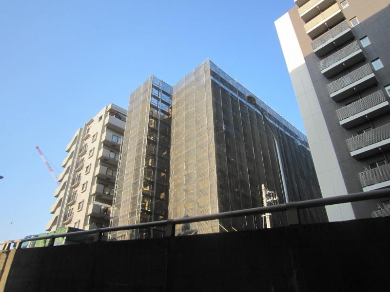 グランシティ横濱中央 大規模修繕工事