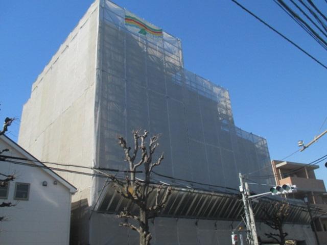 第1回2016年中目黒パークハウス 大規模修繕工事