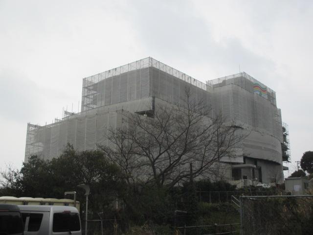 中銀ライフケア〔第3伊豆山〕 大規模修繕工事