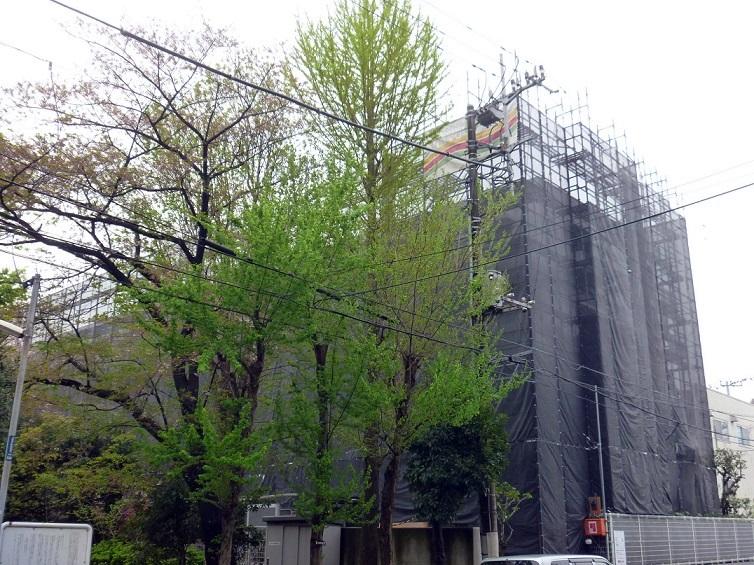 藤和大倉山コープⅢ 大規模修繕工事  大規模修繕工事