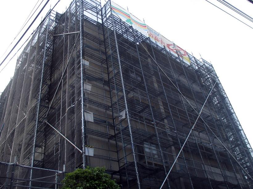 コスモ吉祥寺南カルディアコート 大規模修繕工事