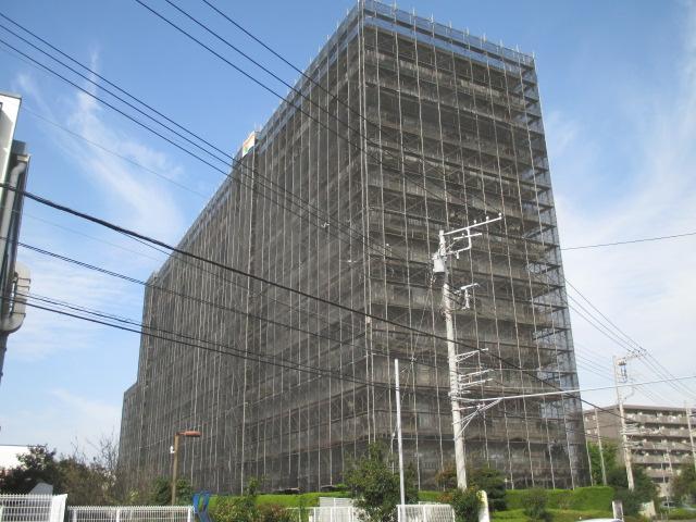 藤和ハイタウン湘南茅ヶ崎 大規模修繕工事