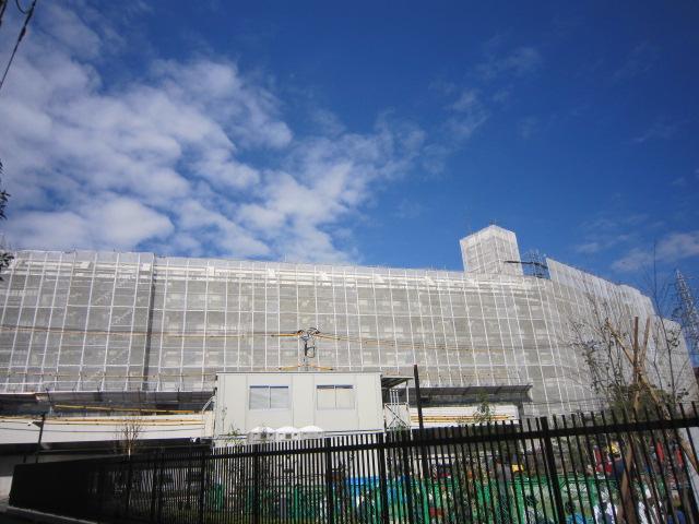 戸塚グリーンヒルダイヤモンドマンション 大規模修繕工事