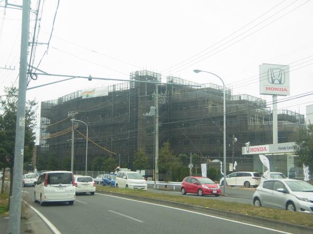 ヴィナロス横濱中田カレンティーナ大規模修繕工事
