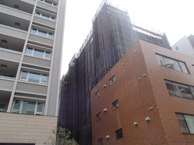 ニューライフ元町 大規模修繕工事