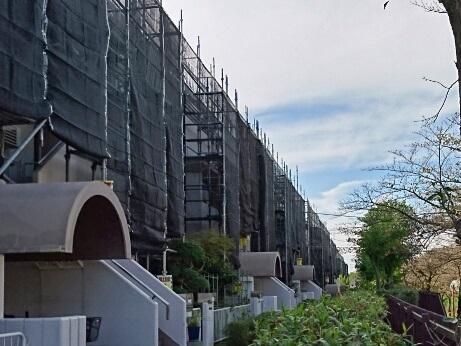 メゾネット永山-5 第3回大規模修繕工事