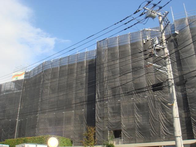 ジオ美しが丘二丁目 大規模修繕工事