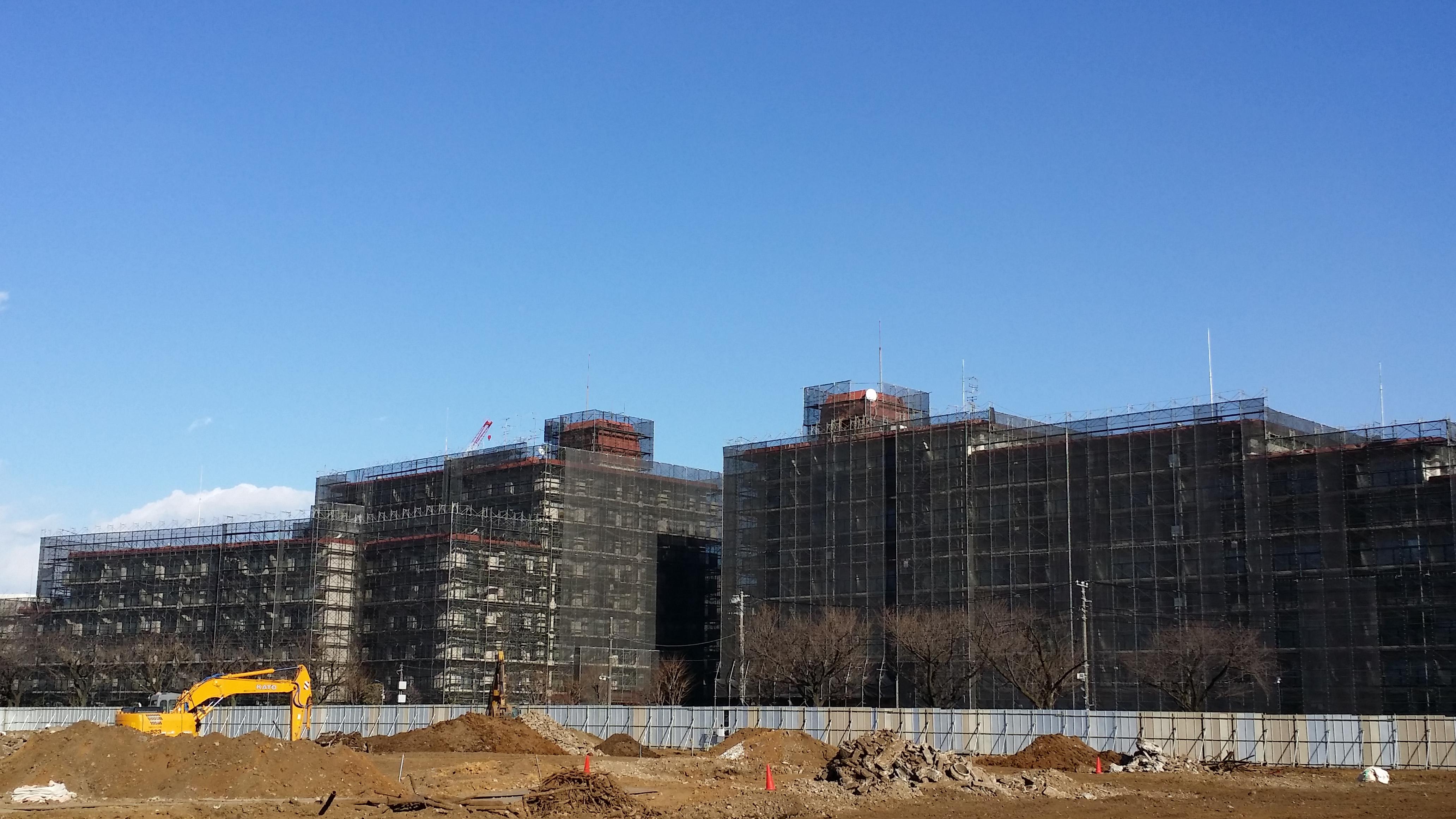 コーヅ関町スカイハイツ 大規模修繕工事