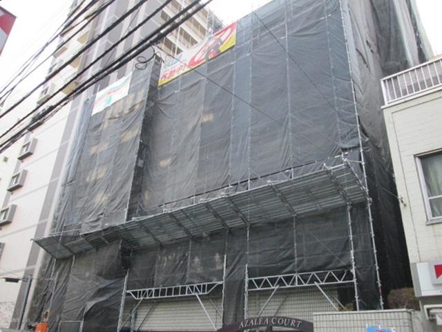 アゼリアコート 大規模修繕工事(第2回)