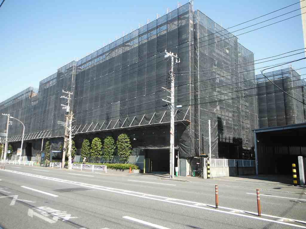 ライオンズステージ横濱キャナルスクエア 大規模修繕工事