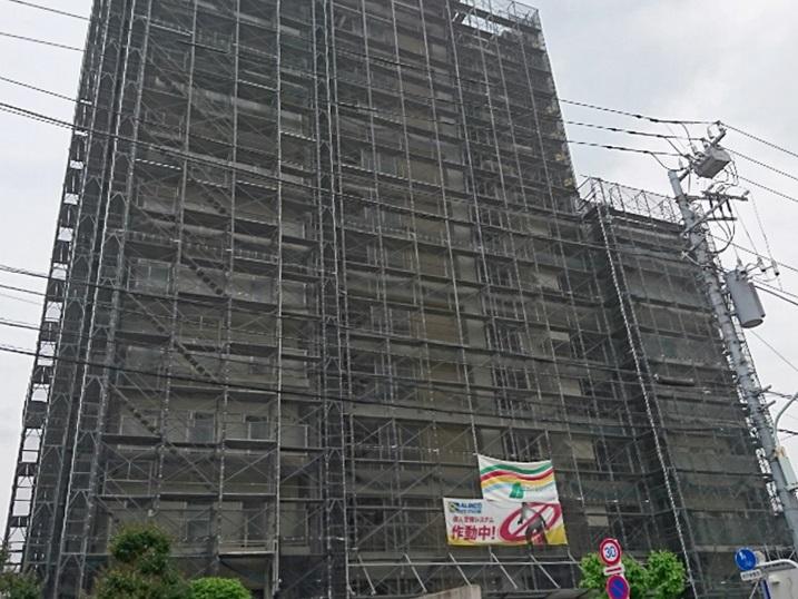 D'グラフォート加賀 大規模修繕工事