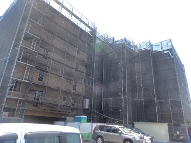 ライオンズマンション武蔵浦和 大規模修繕工事