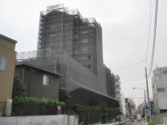 ディアナコート櫻町雅壇 大規模修繕工事