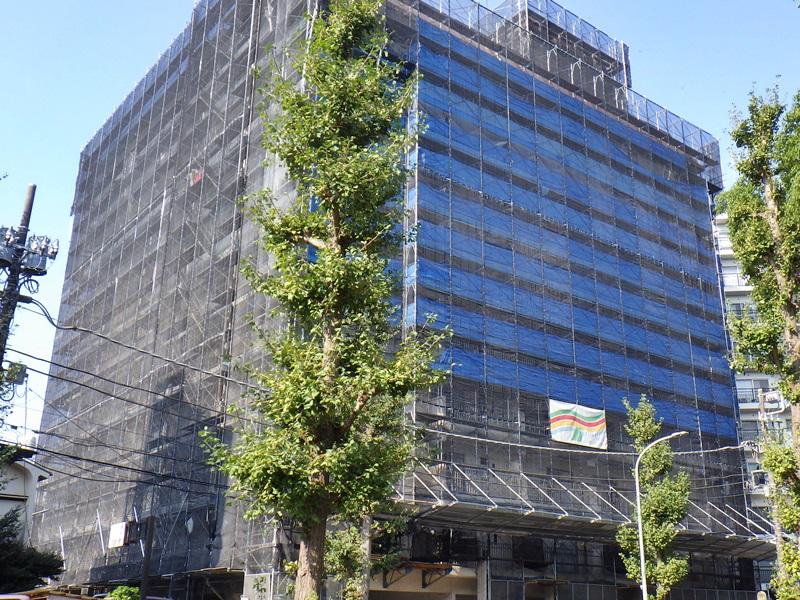 藤和平塚コープ 大規模修繕工事