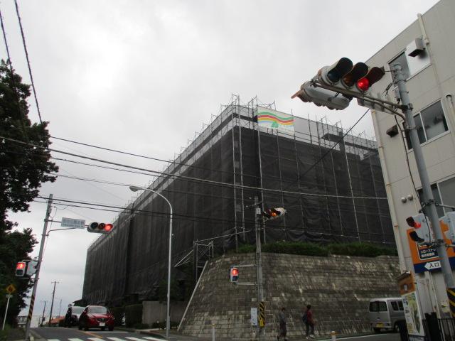 リビオ青葉桜台パークエミネンス 大規模修繕工事