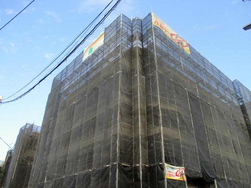 グランシエロ武里駅前 大規模修繕工事