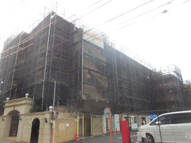 グランシティ日吉本町Ⅱ 大規模修繕工事