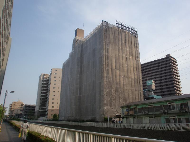 ロアーブル・ガーデン町田 2013年大規模修繕工事