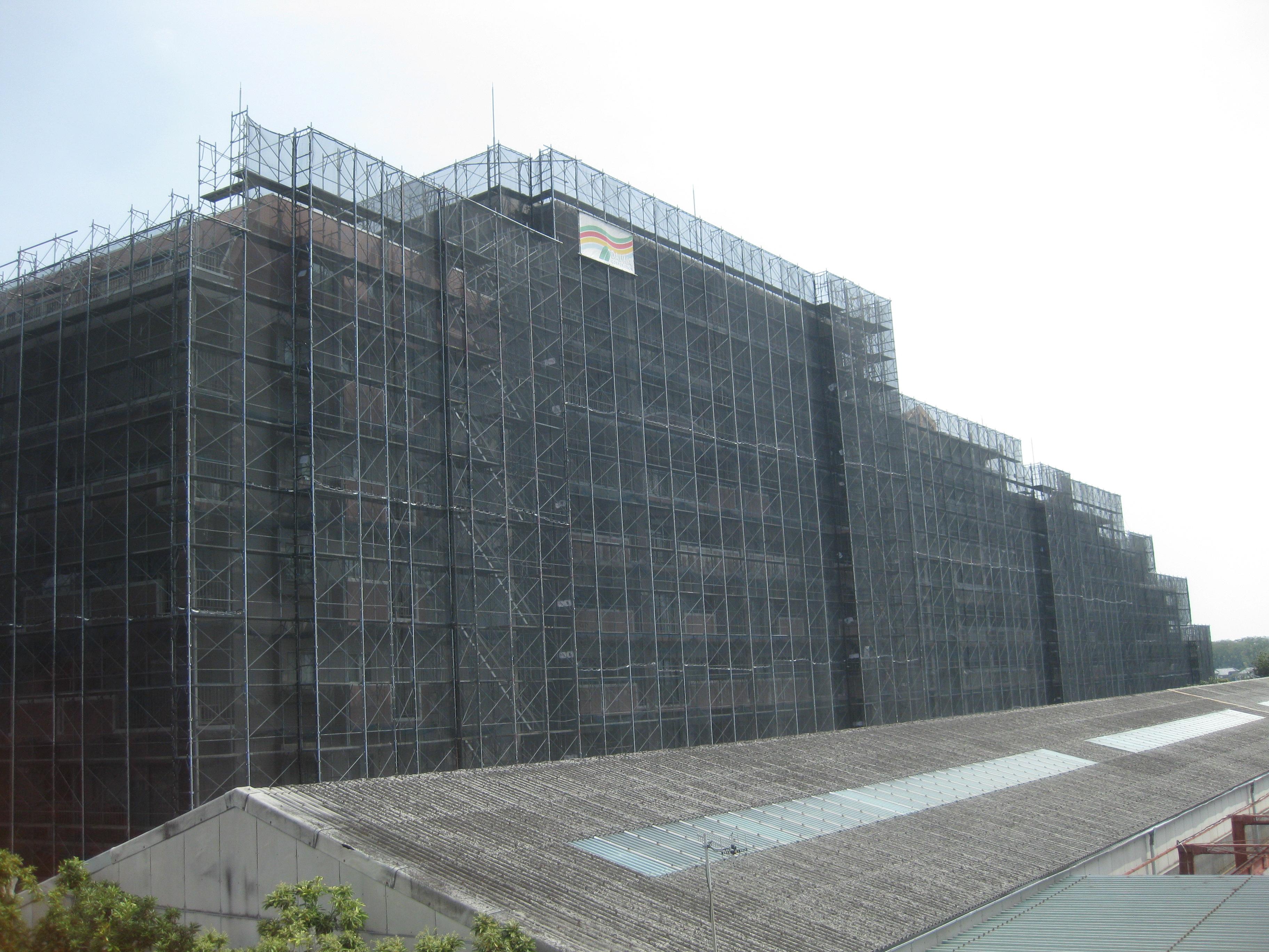 ロータリーパレス藤沢 大規模修繕工事
