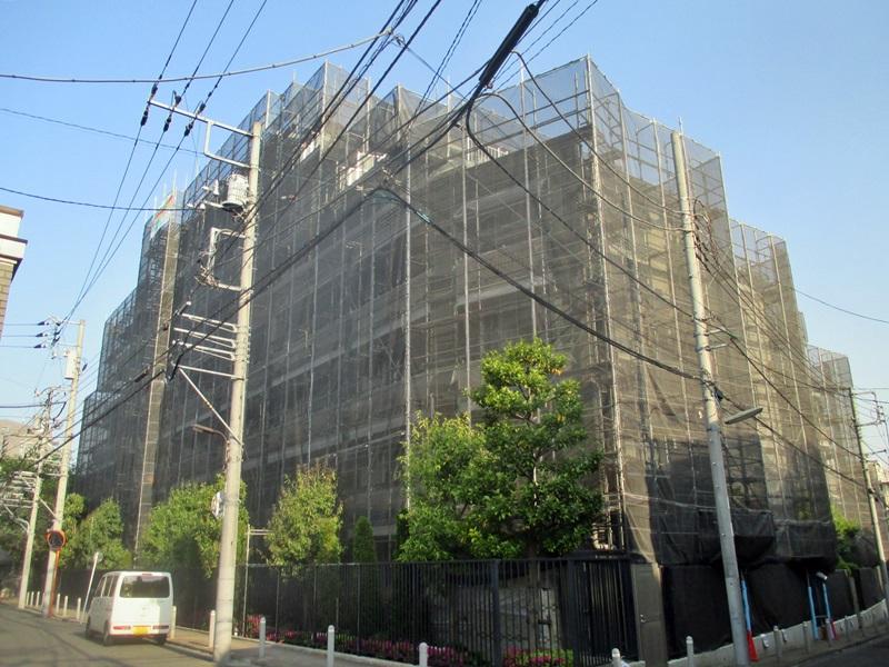 第1回藤和学芸大学ホームズⅡ 大規模修繕工事