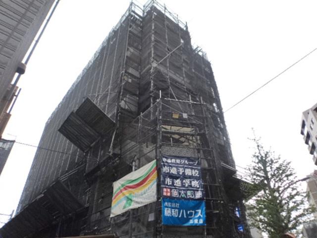 第3回(2018年)藤和シティコープ三鷹 大規模修繕工事