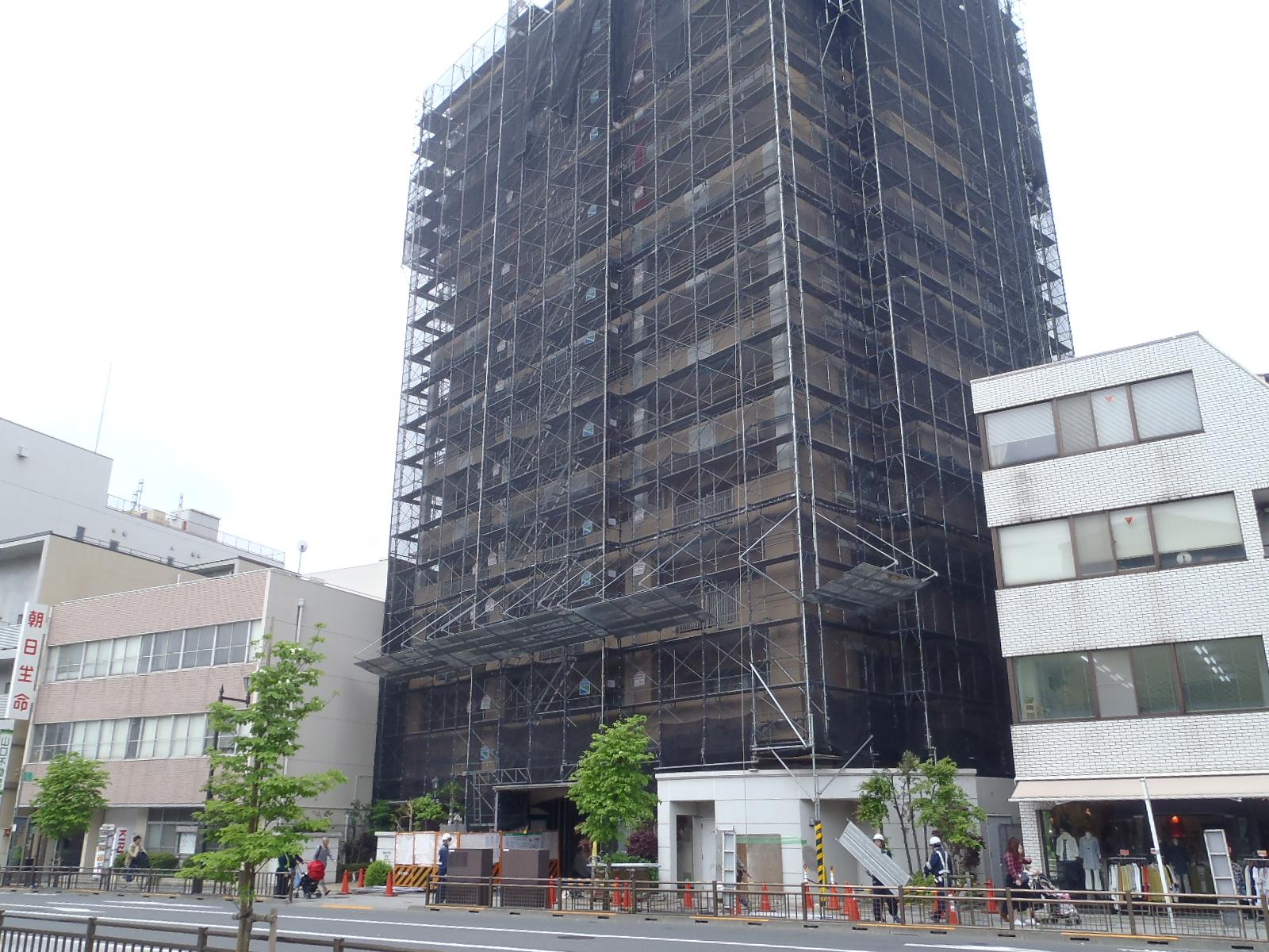 クイーンシティ豊田多摩平の丘 大規模改修工事