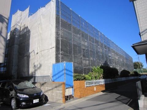久里浜ダイヤモンドマンション 大規模修繕工事