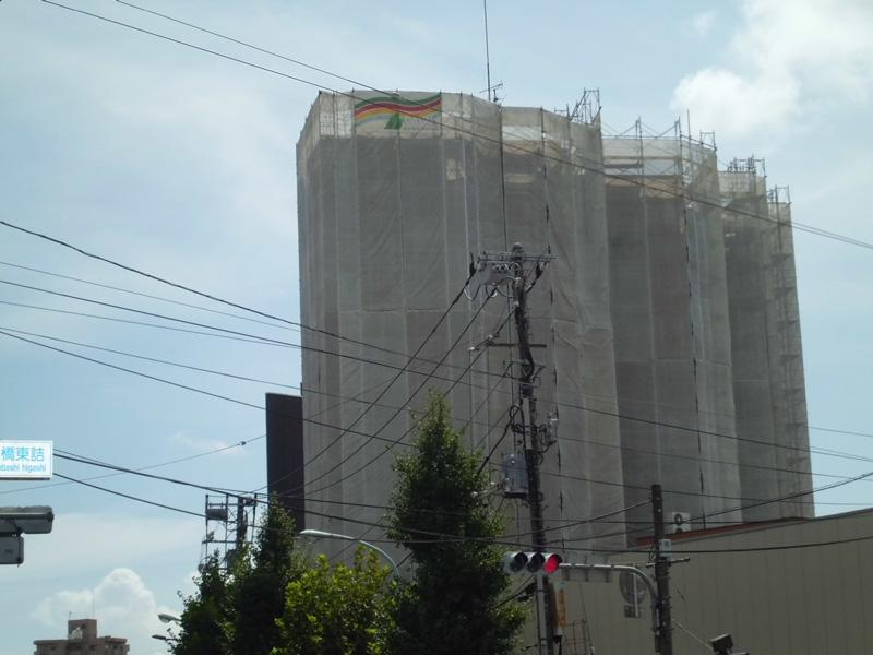 グランパーク東向島 大規模修繕工事