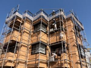 マンション修繕に欠かせない共有仮設工事をご存知ですか?