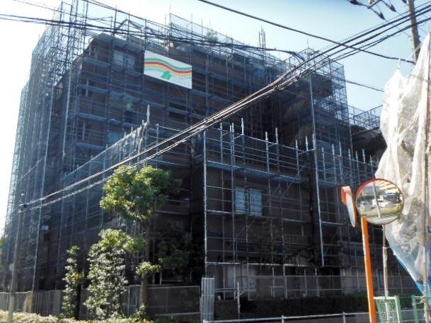日神パレステージ新小岩第3大規模修繕工事
