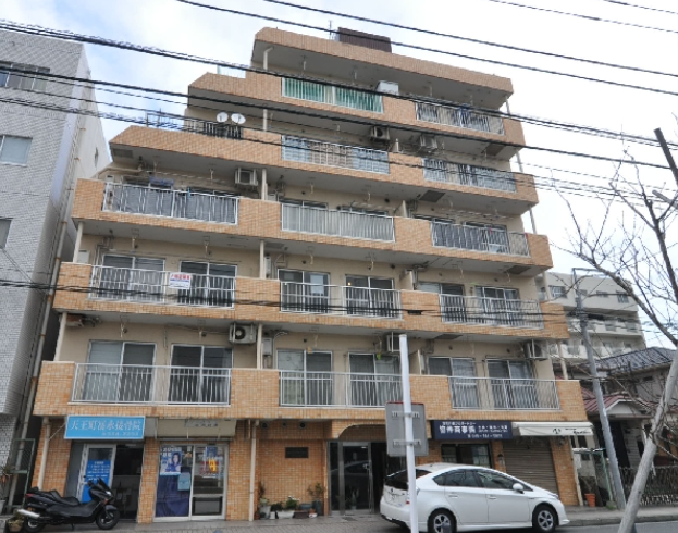天王町ダイヤモンドマンション大規模修繕工事