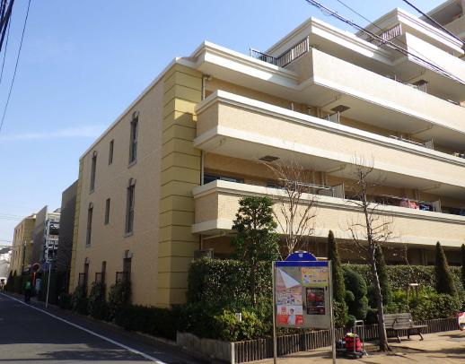 グランシティトリニティハウス瑞江大規模修繕工事