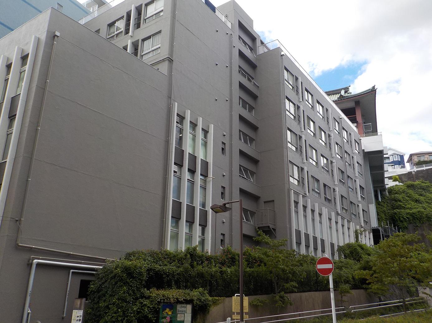 ハイツ横浜大規模修繕工事