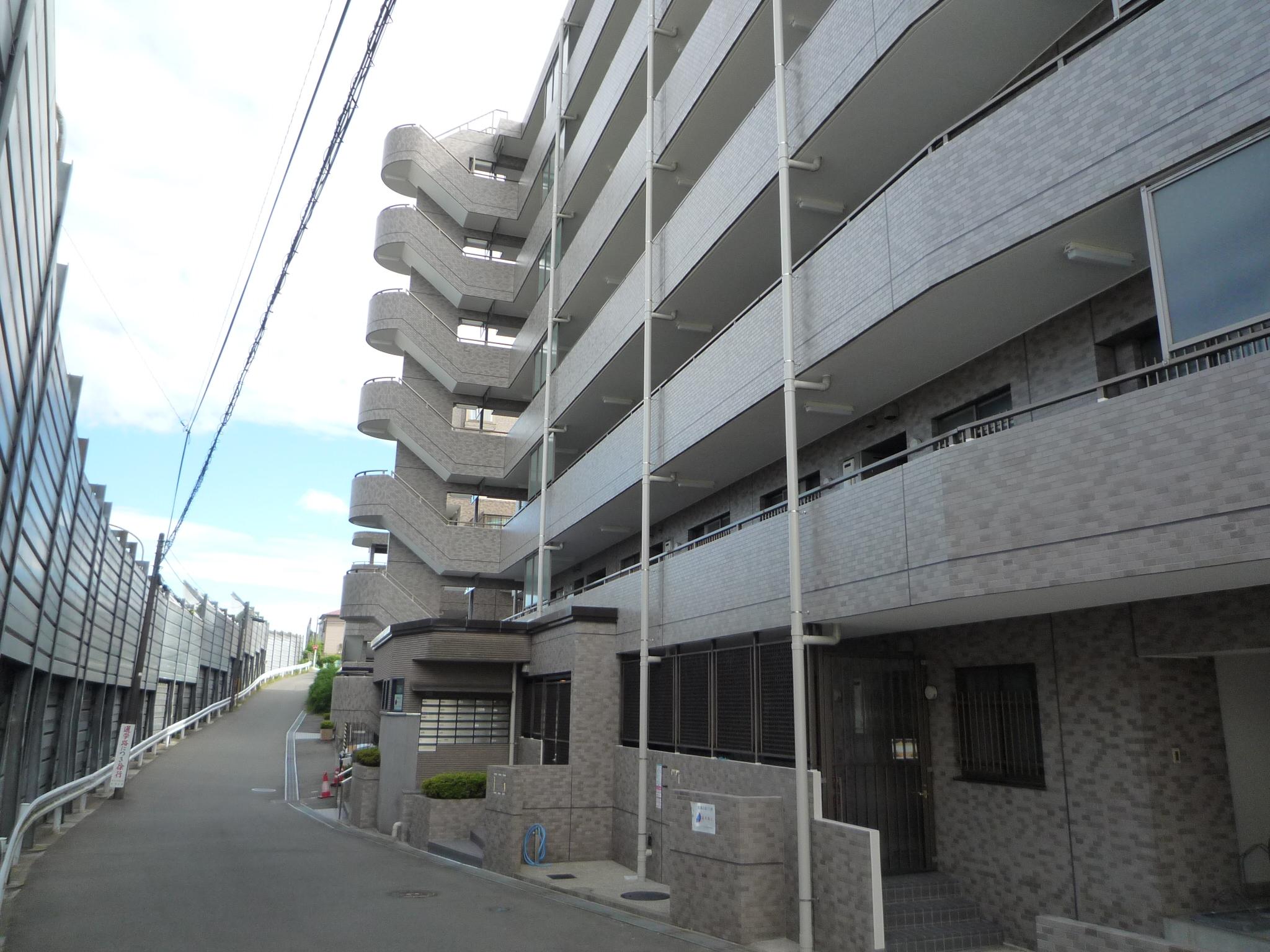 二俣川パークホームズ弐番館大規模修繕工事