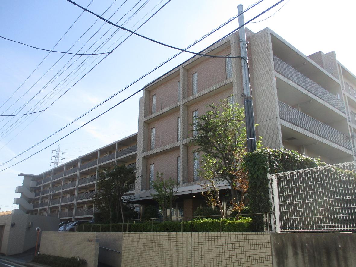 グランシーナ横濱鶴見大規模修繕工事