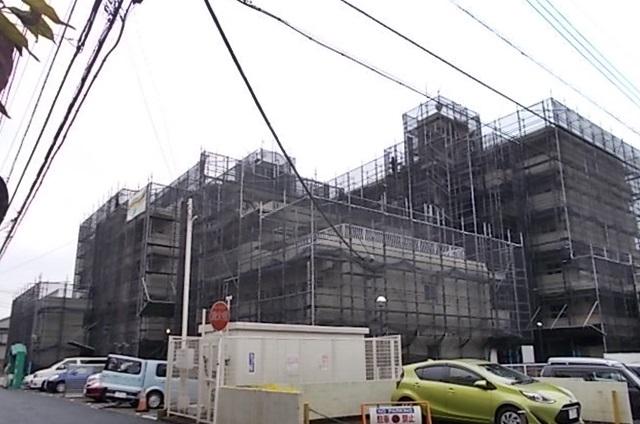 桜森中央マンション大規模修繕工事