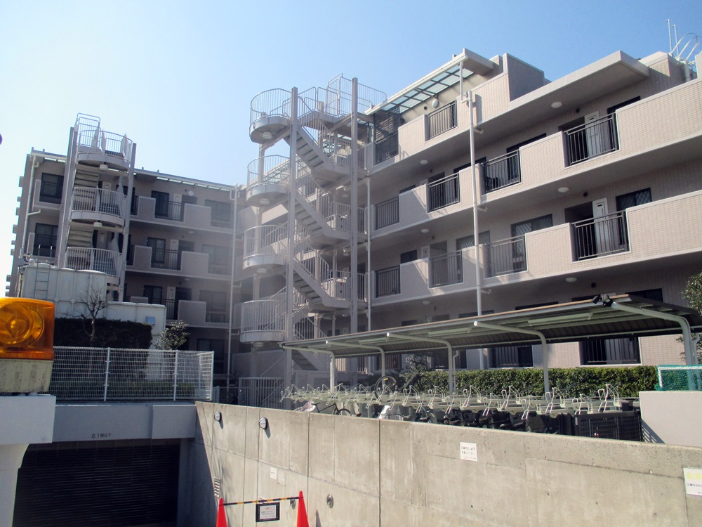 第2回藤和シティコープ宮前平Ⅱ大規模修繕工事
