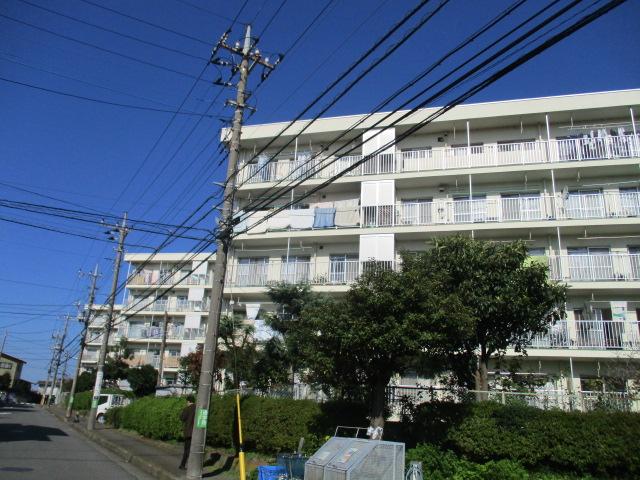 白幡台住宅第4回大規模修繕工事